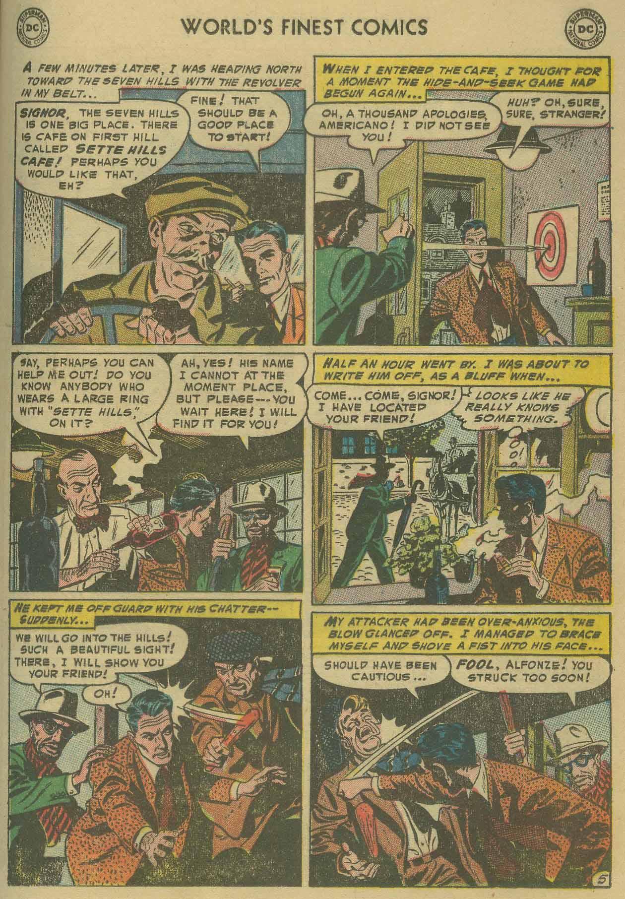 Read online World's Finest Comics comic -  Issue #69 - 47