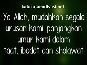 Kata Kata Motivasi Bijak Islami