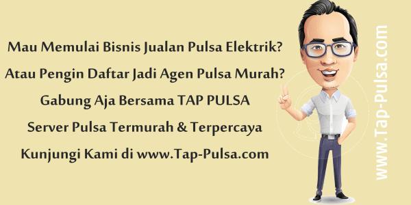 Tap-Pulsa.com Web Resmi Top Auto Payment / TAP Pulsa PT Topindo Solusi Komunika