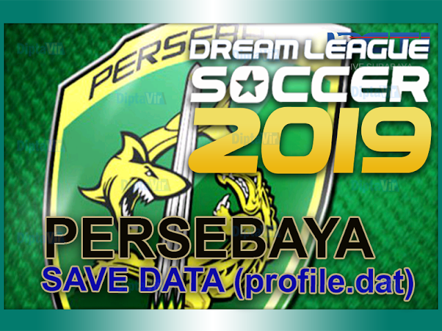 save-data-profiledat-dream-league-soccer-persebaya-2019