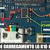 Solução Jumper LG K10 K430 Setor de Carga conector USB