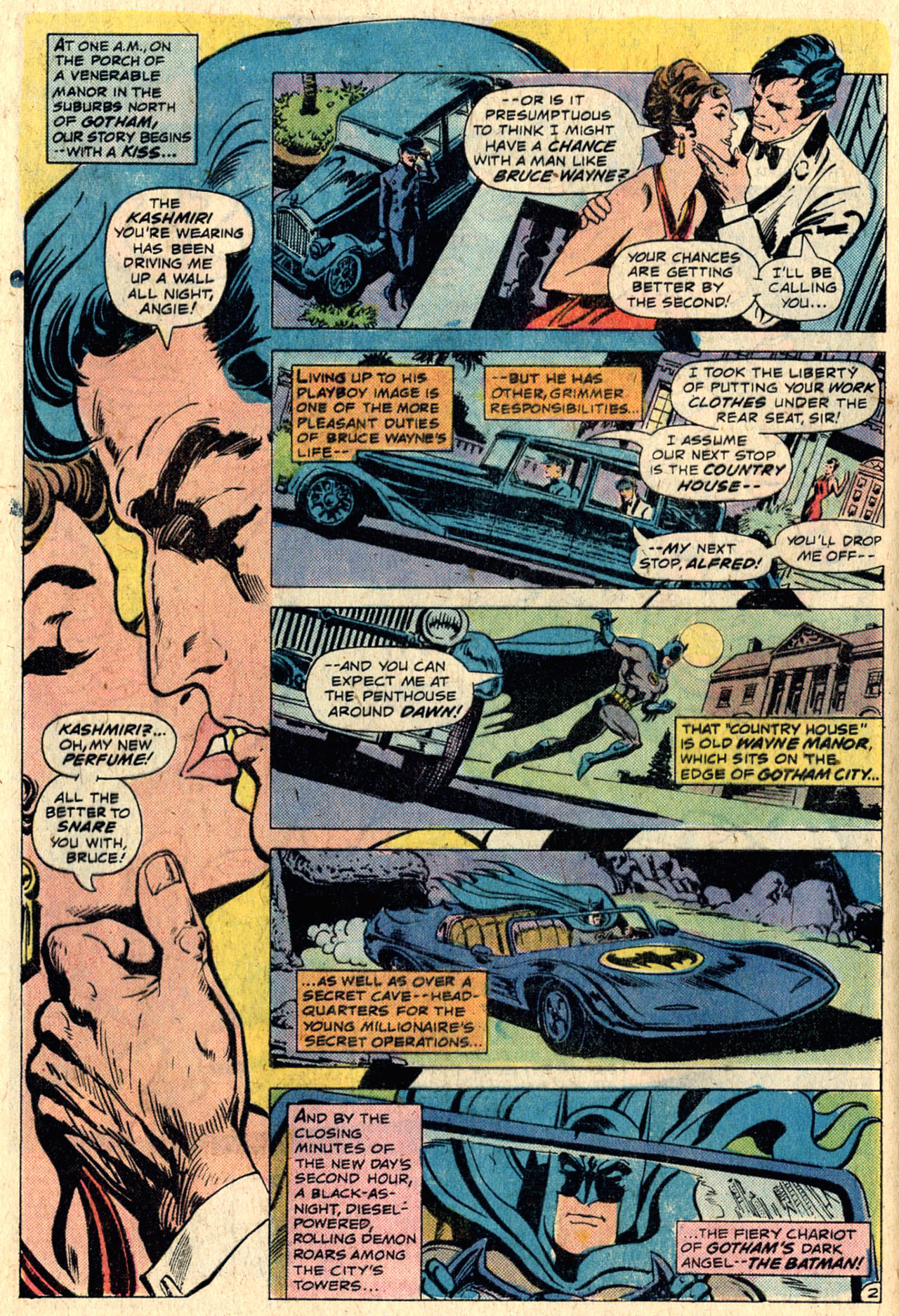 Detective Comics (1937) 456 Page 3
