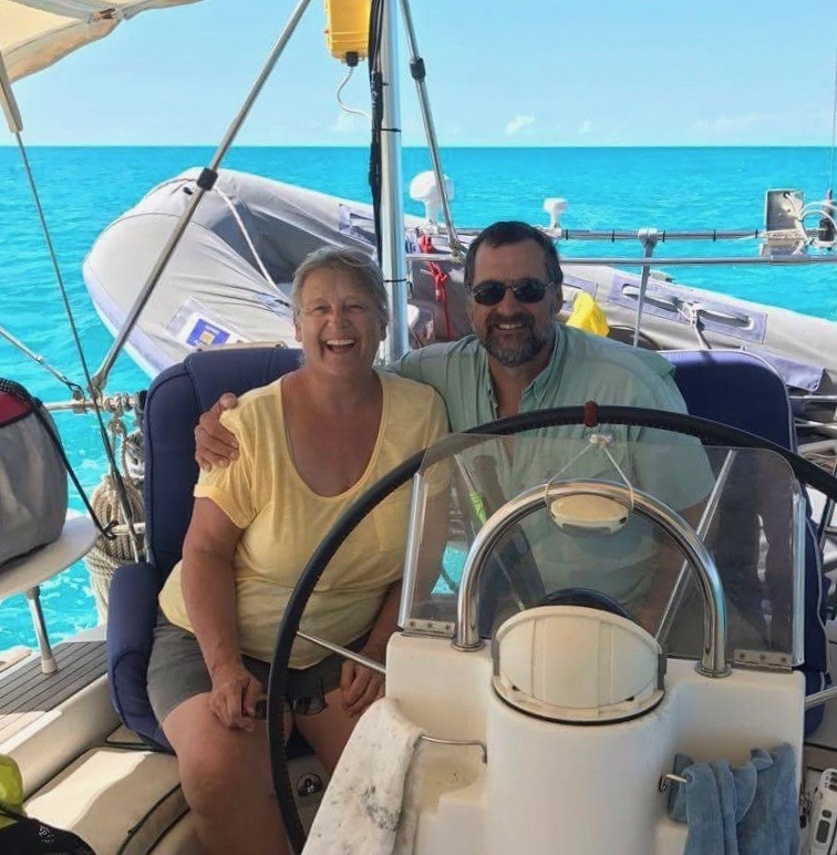 Adventures of Luck of a Fool: February 6, 2017 Staniel Cay