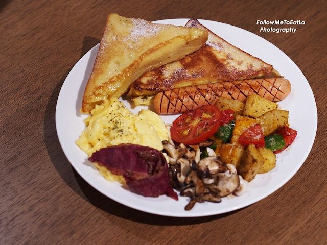 Table9 All-Day Breakfast  RM 25