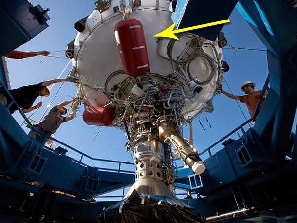 lixo espacial cai no Brasil