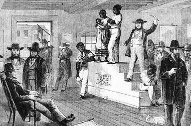 the role of slavery in the development of american colonies Slavery and the origins of the civil war but the form of slavery that emerged in europe's american colonies while slavery had played a crucial role in.
