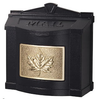 mailboxworks.com/product/gaines-maple-leaf-wall-mount-mailbox
