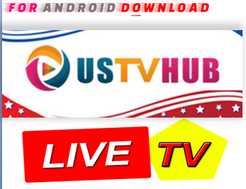 Download Android USTVHUB IPTVPro LITE IPTV Television Apk -Watch Free Live Cable TV Channel-Android Update LiveTV Apk  Android APK Premium Cable Tv,Sports Channel,Movies Channel On Android.