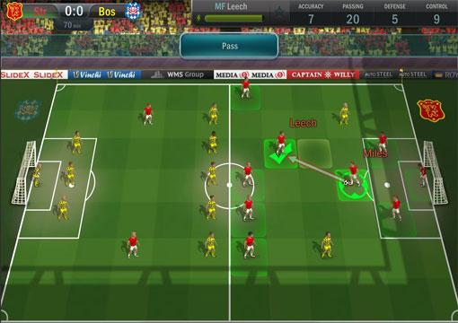 تحميل لعبة تكتيكات كرة القدم Football Tactics