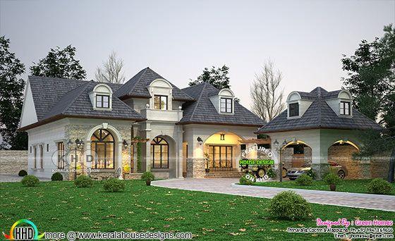 2900 sq-ft 4 bedroom Elegant Colonial home