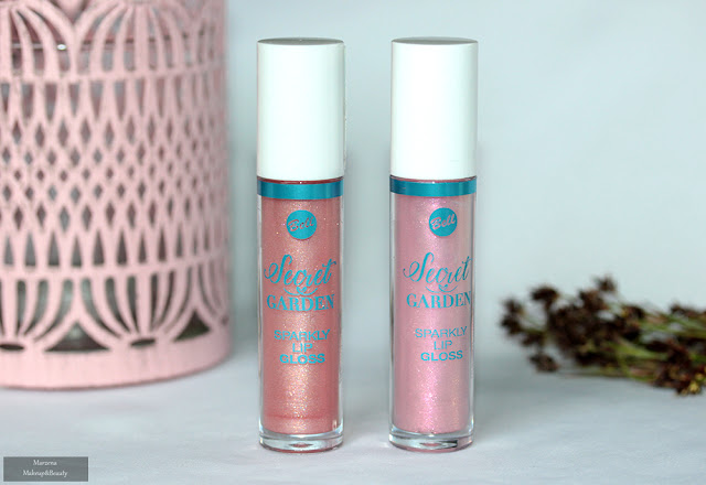 Bell Secret Garden Sparkly Lip Gloss