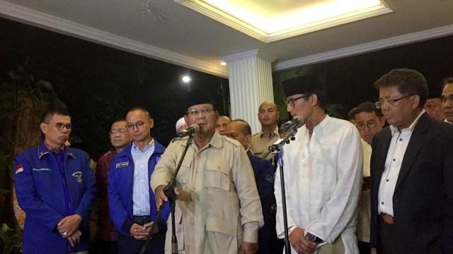 Prabowo: Kami Menang Secara Meyakinkan di Pemilu Luar Negeri