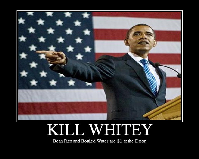 Black panthers kill whitey