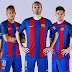 Barcelona FC hasn't signed sponsorship with any gaming company so far