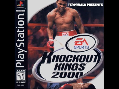 Knockout Kings 2000 - PS1 - ISOs Download