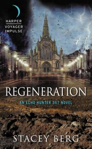 Book Showcase: Regeneration by Stacey Berg
