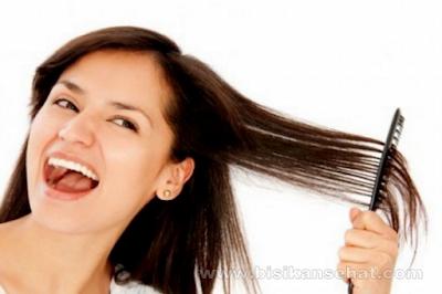 Cara Alami Mengatasi Rambut Lepek Tipis Dalam 1 Hari