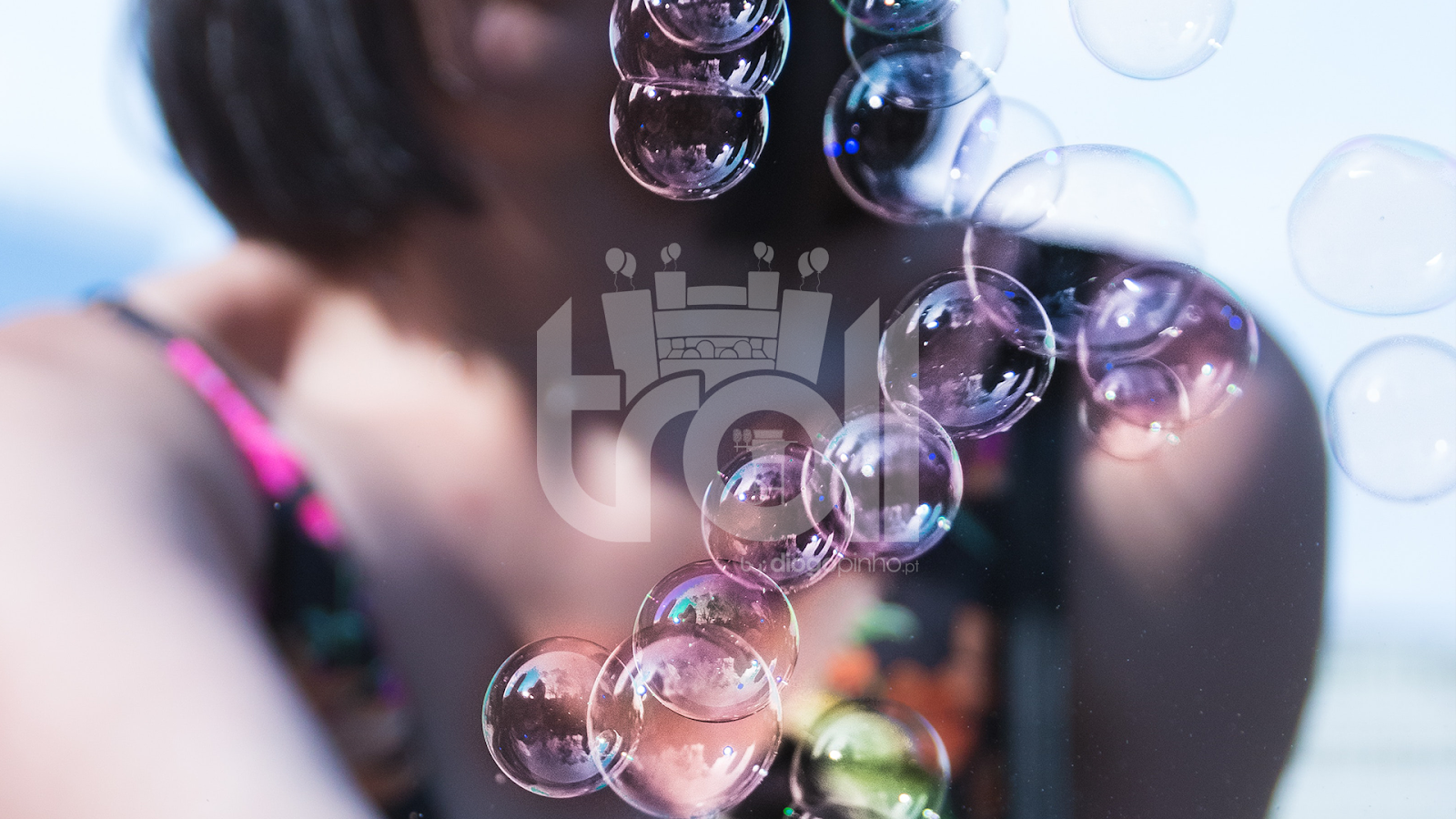 Bolas de sabão | Troll - Soluções para eventos