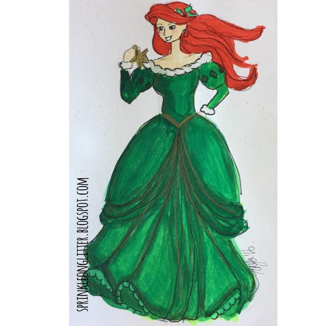 Sprinkle On Glitter Blog// Ariel// Christmas Songs