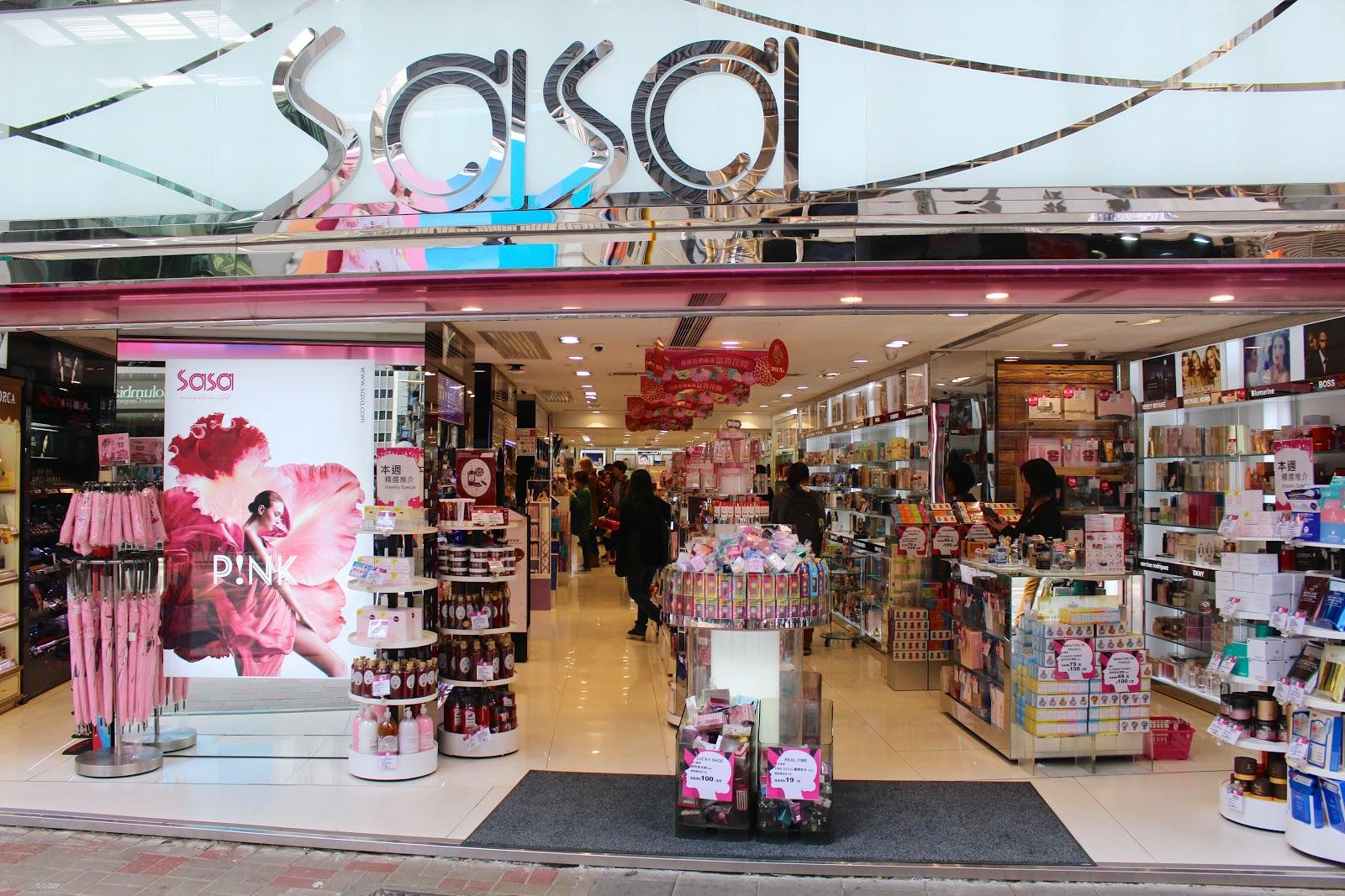 Sasa Hong Kong hotspot