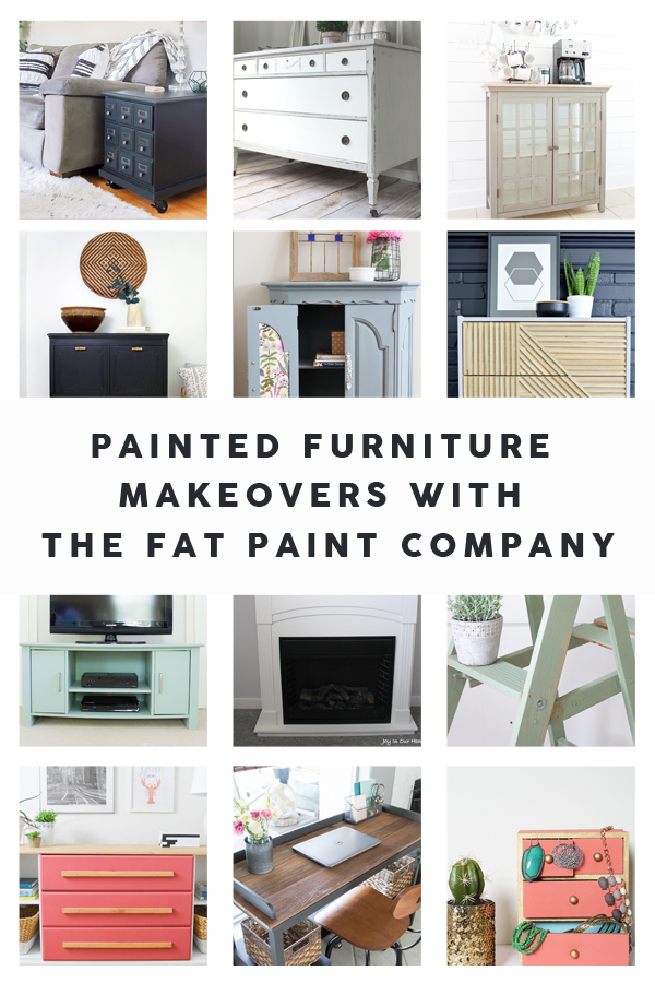 12 DIY Furniture Makeovers