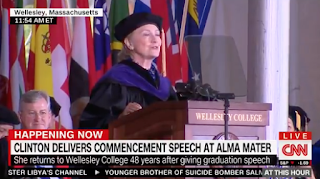 Hillary Has A Coughing Fit During Her Speech, Blames Allergies