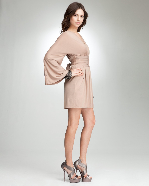 Dress4Cutelady  Posey Kimono Sleeve V-Neck Dress-The shoes fashion ... de4908247