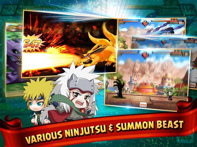 Ninja Heroes Mod Apk v1.0.7