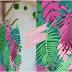 Papierowy tropikalny gąszcz DIY
