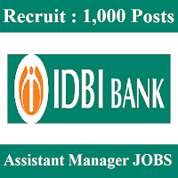 IDBI Bank Limited, IDBI Bank, freejobalert, Sarkari Naukri, IDBI Bank Answer Key, Answer Key, idbi logo