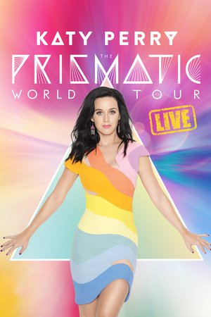 Poster Katy Perry: The Prismatic World Tour 2015