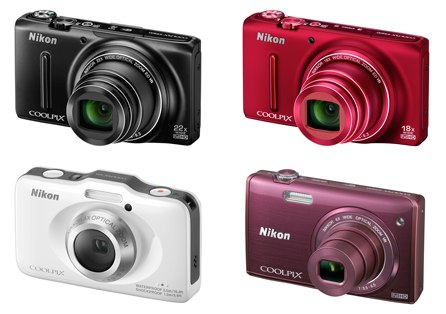 how to connect nikon s9500 to wifi