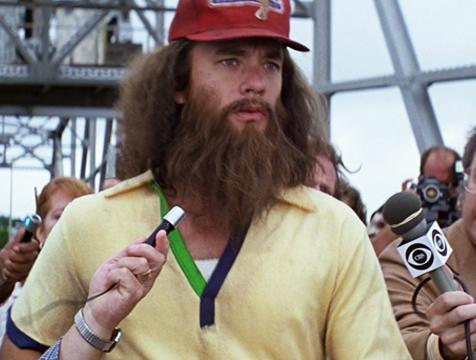 Forrest Gump (Tom Hanks) corriendo - Cine de Escritor