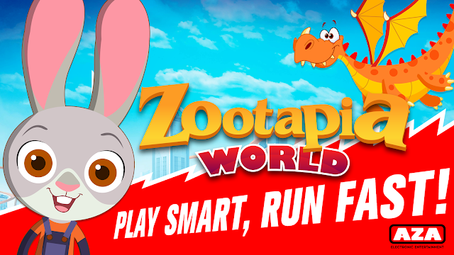 Zootopia - New android mobile game