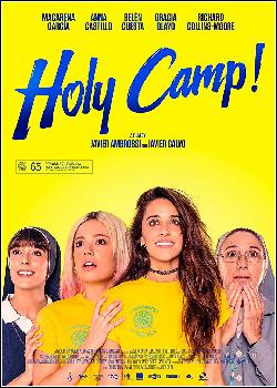 Holy Camp! Dublado