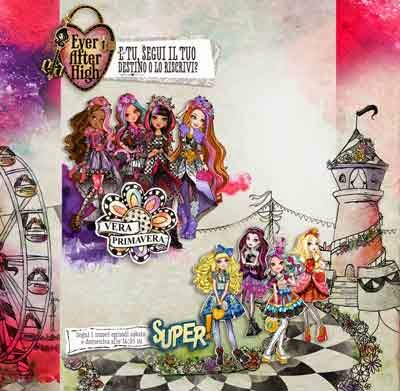 bambole Ever After High