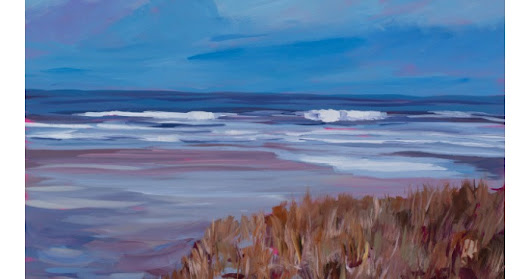 Sold, thank you Littlefield Gallery, Winter Harbor, Maine