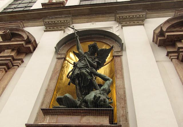 Igreja de São Miguel Munique Alemanha