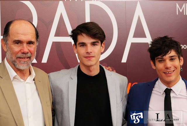 Joaquin Notario, Álvaro Mel, César Vicente, 2ª Temporada, La Otra Mirada