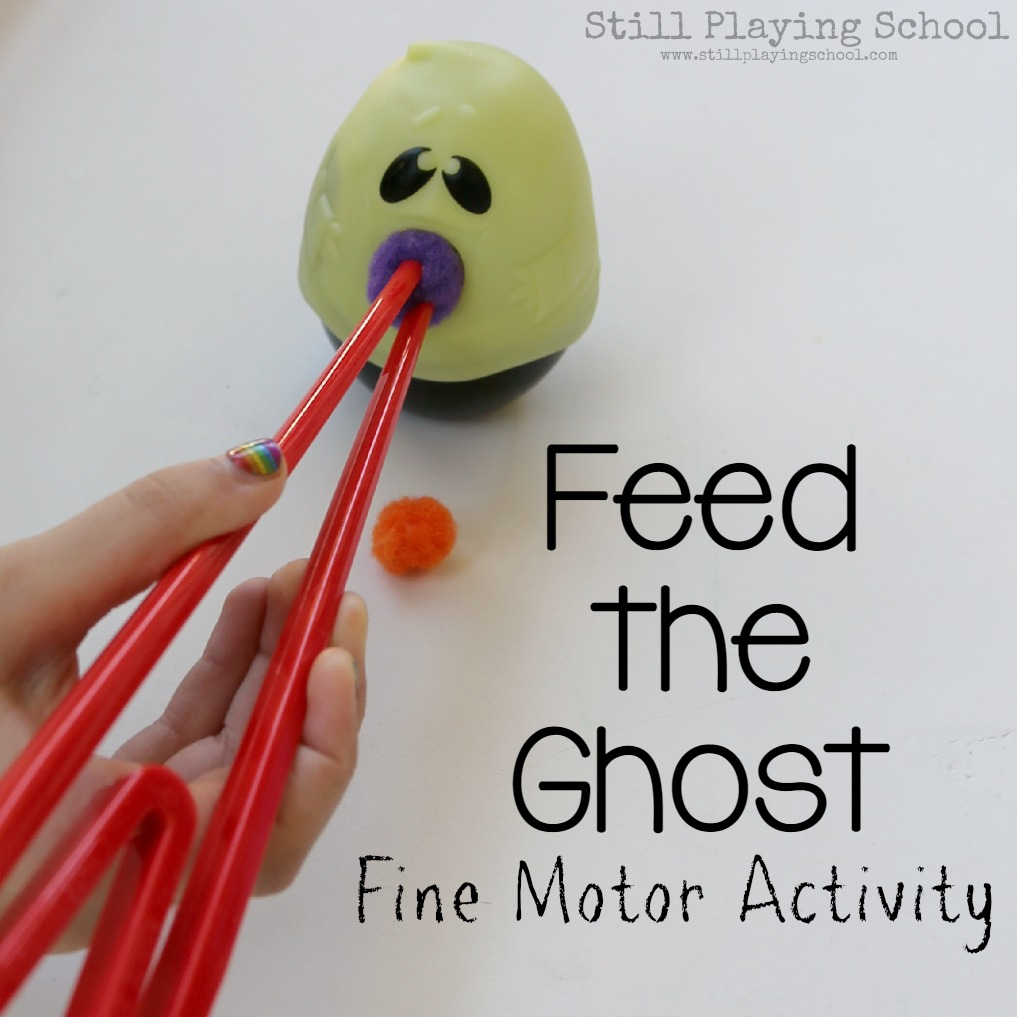 Feed the Ghost Game