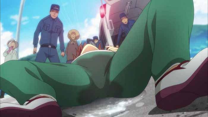 Kematian Kazuma