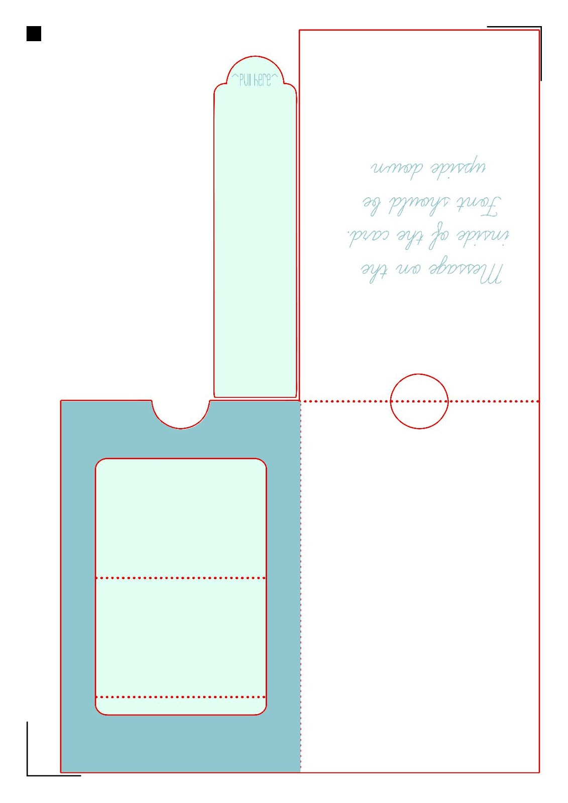 This is a graphic of Free Printable Pop Up Card Templates inside christmas