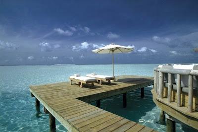 Soneva Gili  en las Maldivas.