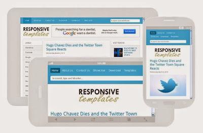 Download Template Blog Responsive : Ringan, Simple, Minimalis