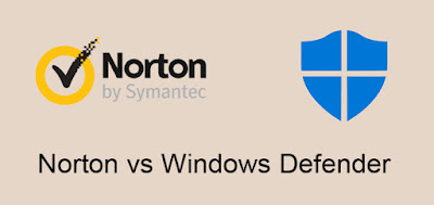 Norton vs Windows Defender