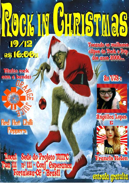 ROCK IN CHRISTMAS 19/12/2015