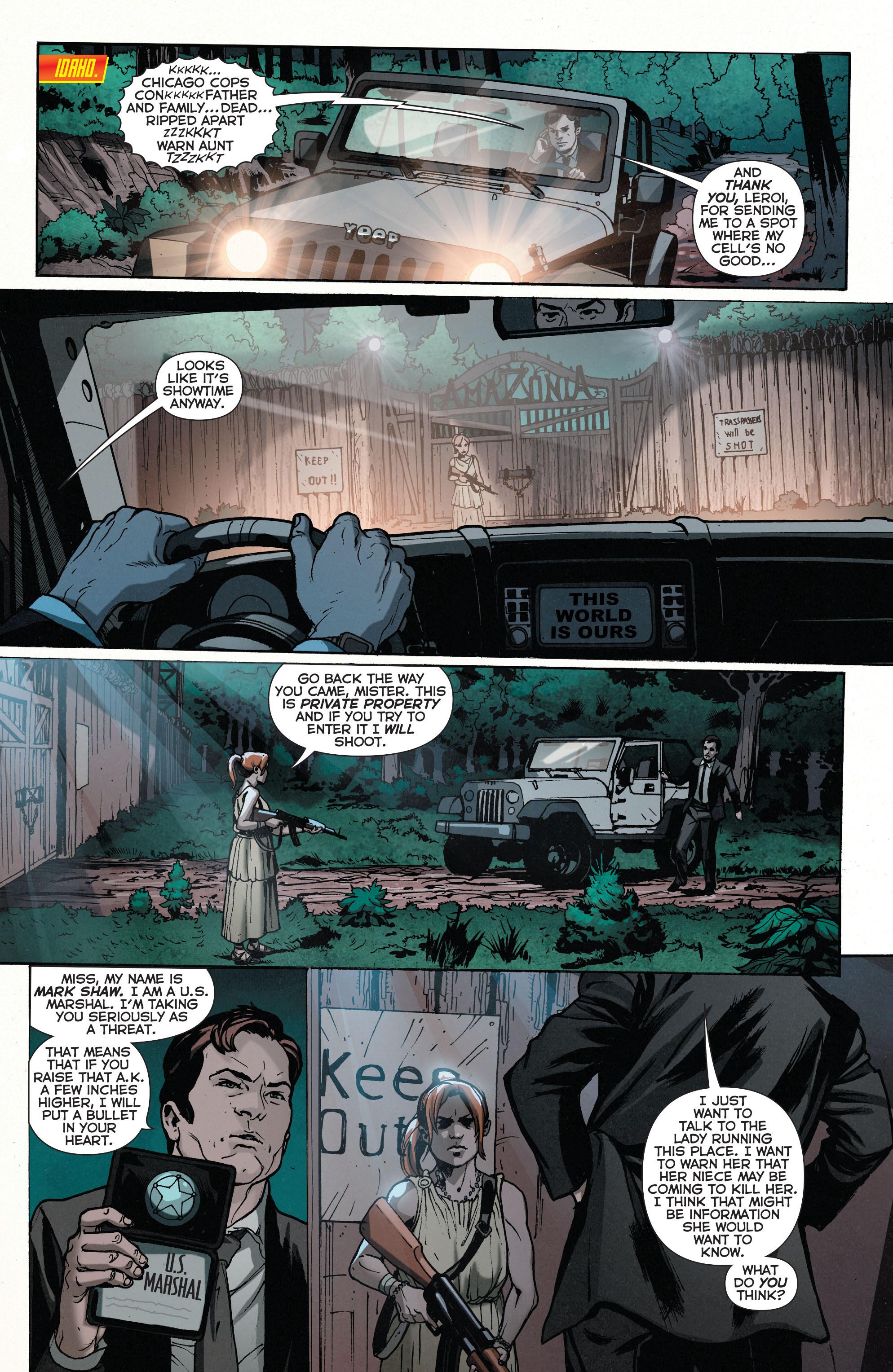 Read online Wonder Woman (2011) comic -  Issue #23.1 - 9