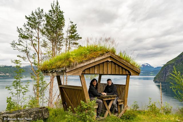 Fiordo Stor - Noruega por El Guisante Verde Project