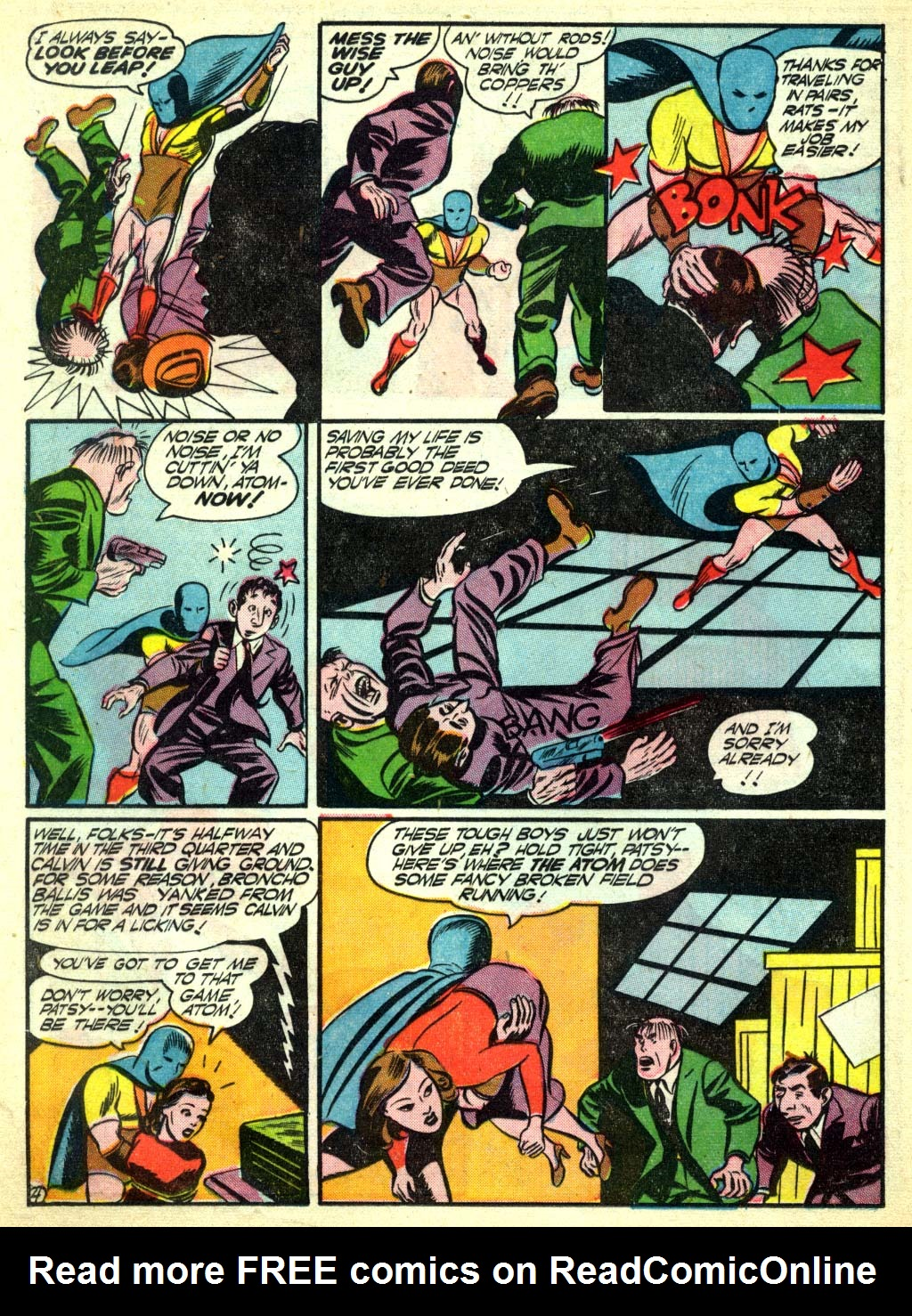 Read online All-American Comics (1939) comic -  Issue #57 - 30