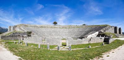 Κορυφώνονται οι προετοιμασίες για την εναρκτήρια εκδήλωση των Πολιτιστικών Διαδρομών των Αρχαίων Θεάτρων της Ηπείρου